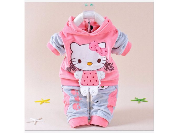 Teplákový set Hello Kitty