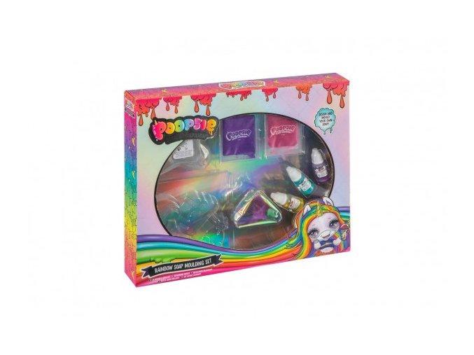Výroba mýdla kreativní sada s formami s doplňky v krabici 35x28x5cm