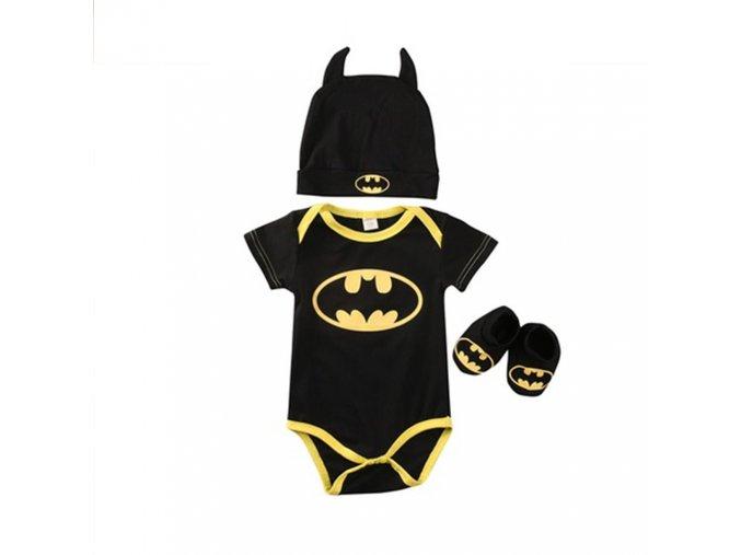 Batman set pro miminka