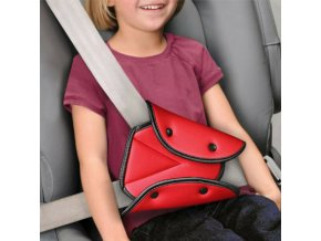 Newest Baby Kids Car Seat Belt Triangle Safety Holder Protect Child Seat Cover Adjuster Useful Protection 0