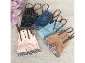 1 6 Fashion blyth doll clothes T shirts bib pants doll Accessories blyth clothing for azone 0