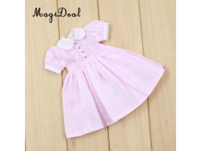 1 6 Trendy Doll Dress Skirt Clothes Outfit for OOAK Doll for Neo for Blythe 12inch 0