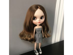 1 6 blyth doll clothes Swallow gird Tube top dress blyth Accessories for licca azone ob19 0