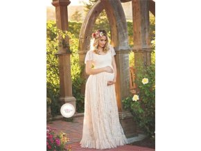Women Dress Maternity Photography Props Lace Pregnancy Clothes Maternity Dresses For Pregnant Photo Shoot Cloth Plus 0
