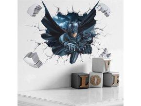 3D samolepka Batman