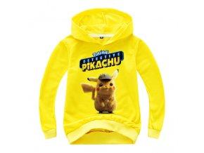 Z Y 2 16Y 2019 New Pokemon Hoodie Kids Hoodies Casual Boys Sweatshirt Long Sleeve Top 0