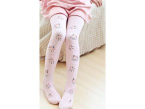 2019 Girl s minnie Stockings Fashion Tight Solid Cute Cartoon Designs Children Girls Stockings Girls pantyhose 5