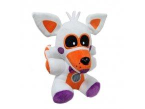 25cm FNAF Freddy Fazbear Plush Toys Five Nights At Freddy s Golden Bear Nightmare Cupcake Foxy 16