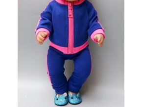 Doll clothes Baby new born Doll Jacket Pants Set 18 Inch American Dolls Clothes Winter Down 4
