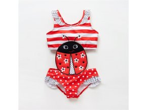 Toddler Infant Baby Girls Swimwear Watermelon Swimsuit Swimming Beach Bathing Bikini Cute Summer One piece Swimming 5