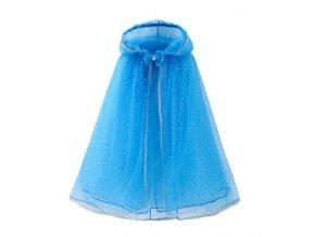 Girls Cinderella Princess Dress Elegant Blue Frocks For Summer Evening Prom Kids Dress Up Formal Party 15