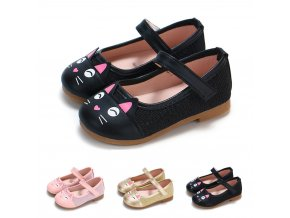Summer 2020 Girls Sandals Kids Shoes For Girl Cartoon Cat Baby Shoe Fashion And Causual Newborn 4