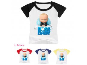 The Cartoon Boys Shorts T Shirt New Summer Children Kids Tops Tees T Shirts Clothing Cotton 2