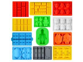 "Silikonová forma ""Lego"""