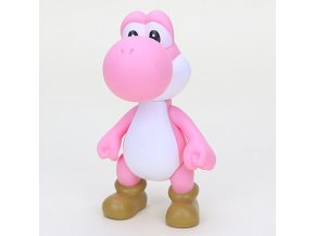 13cm Super Mario Bros Luigi Mario Yoshi Koopa Yoshi Mario Maker Odyssey Mushroom Toadette PVC Action 1