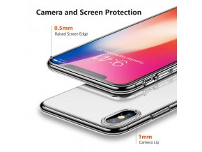 4 Luxury Case For iPhone X XS 8 7 6 s Plus Capinhas Ultra Thin Slim Soft