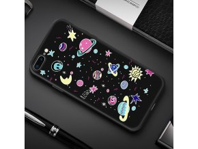 10 Silicone Phone Case For iPhone XR XS Max 7 8 6 6S Plus 5 5S Pattern