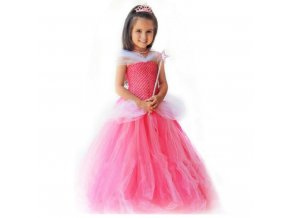 6 2019Girls Tutu Dress Elsa Belle Princess Dress Girls Party Dresses Pageant Gowns Baby Kids COS Beauty