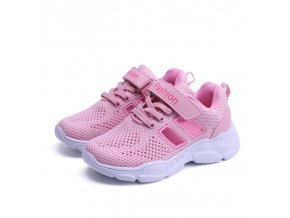 1 Children Mesh Casual Shoes Girl Sneakers Kids Banner Sport Footwear Kids Shoes for Girl Light Shoes