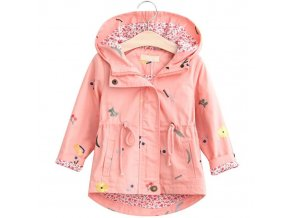 3 New fashion Children s winter coat red grey Autumn kids jacket sleeve fashion baby coat girl
