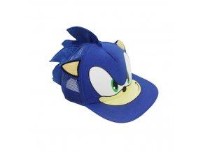 Dětská letní kšiltovka Sonic