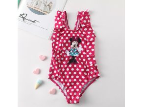 0 High quality 1 9Year Baby Girls Swimsuit one Piece Girls swimwear Children cartoon swimsuit Kids Beach
