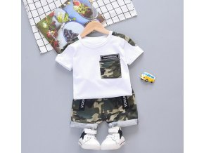 2 Baby boys Clothing Set Newborn Summer Suit T shirt short 2 PCS Kids Boys Clothes Set