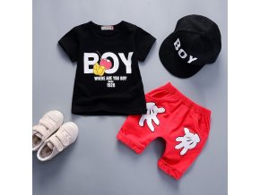 12 Baby boys Clothing Set Newborn Summer Suit T shirt short 2 PCS Kids Boys Clothes Set