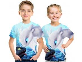 27 Autumn Cartoon How to Train Your Dragon Boys girl Sweatshirts Kids Hoodies 3D Printed Children Long