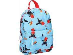 Dětský batoh králíček BING modrý