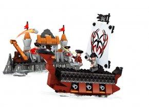 Stavebnice Ausini piráti - loď