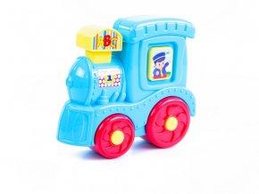 Dětská Baby lokomotiva se zvukem