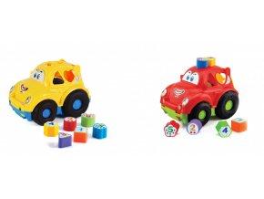 Dětská vkládačka auto baby