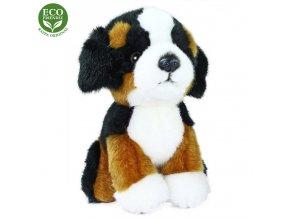 ECO-FRIENDLY plyšáci - Pes salašnický sedící, 18 cm