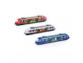 Dětský moderní vlak 3 druhy