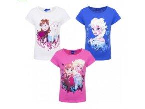 Dívčí tričko Ledové království (Frozen)