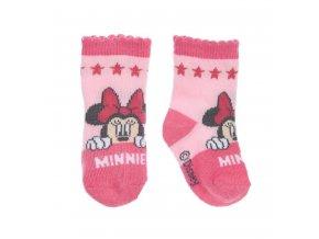 726743 1 minnie mouse ponozky pro miminko