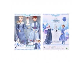 5 Disney Frozen 2 Toys Princess Elsa Toy Anna Dolls accessories Olfa Good Quality Gifts Plastic Baby