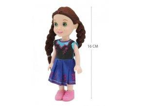 6 Disney Frozen 2 Toys Princess Elsa Toy Anna Dolls accessories Olfa Good Quality Gifts Plastic Baby
