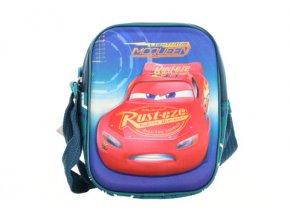 Dětská taška přes rameno 3D Auta