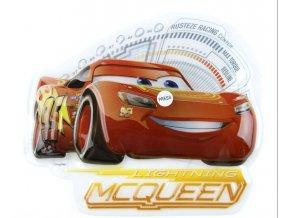 Nástěnná lepící lampa McQueen AUTA