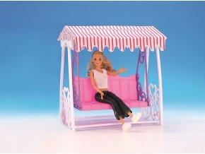 Glorie houpačka pro Barbie