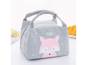 7 Bags Waterproof Oxford Flamingo Bag New Baby Food Milk Bottle Storage Insulation Lunch Bag Infant Kids