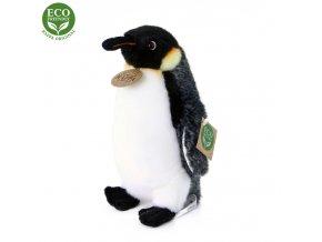 ECO-FRIENDLY plyšáci - Tučňák stojící, 20 cm
