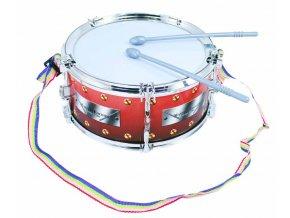 Dětský buben s paličkami