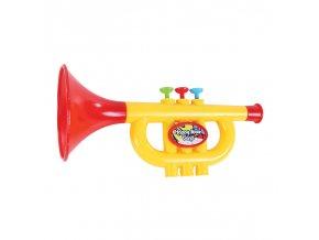 Dětská trumpeta plastová malá