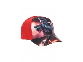 758234 star wars cervena chlapecka ksiltovka