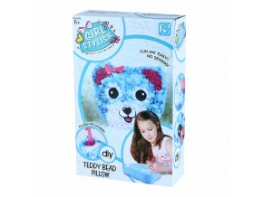 Dětský kreativní polštář - Medvěd