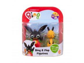 Bing a Flop figurky, 2 ks