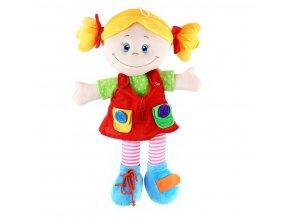 Naučná panenka Klára, 46 cm